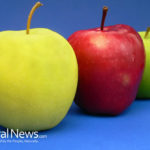 Whole Apples Reduce Risk of Diabetes