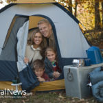 5 Ways to Make your Family Camping Greener