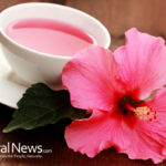 Drink Hibiscus Tea To Reduce High Blood Pressure and Protect Against Heart Disease!