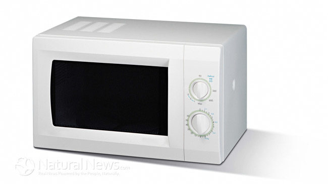 Naturalnewsblogs 5 Reasons Why Microwave Oven Cooking Is