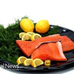 Delicious, simple seasoned salmon