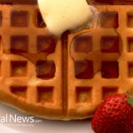 Pumpkin Banana Waffles Paleo and Gluten Free