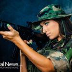 Women Warriors To Battle Cavemen of Isis