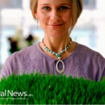 Study: Wheatgrass Literally Has The Ability to Turn Gray Hair Back to its Natural Colour