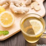 Natural Remedy For Colon Cleansing – Homemade Juice With Ginger, Apple and Lemon